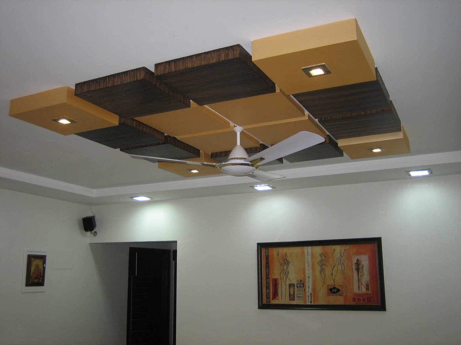 diy ceiling lights photo - 10