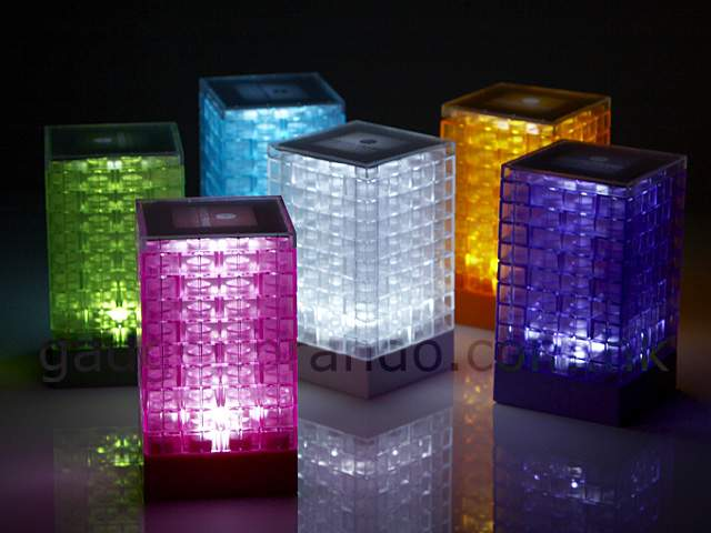 diy led lamp photo - 5