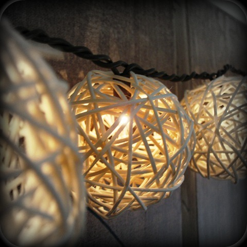 diy outdoor lights photo - 1