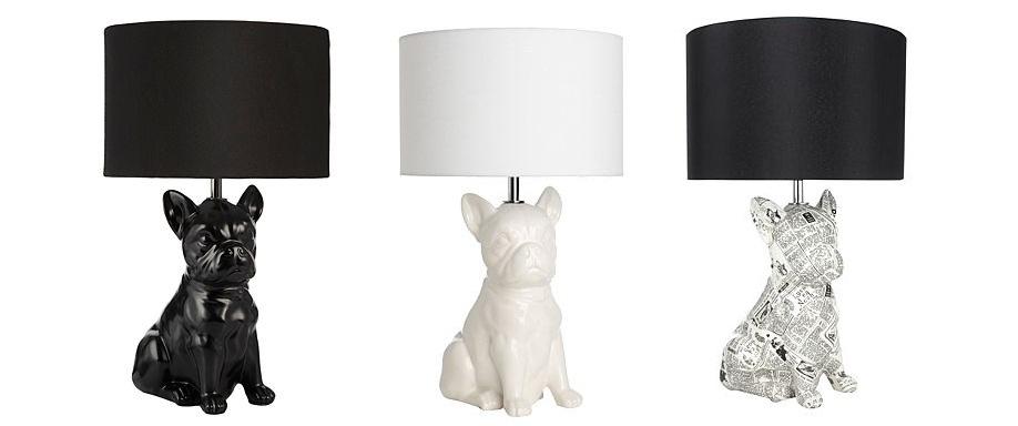 dog lamps photo - 2
