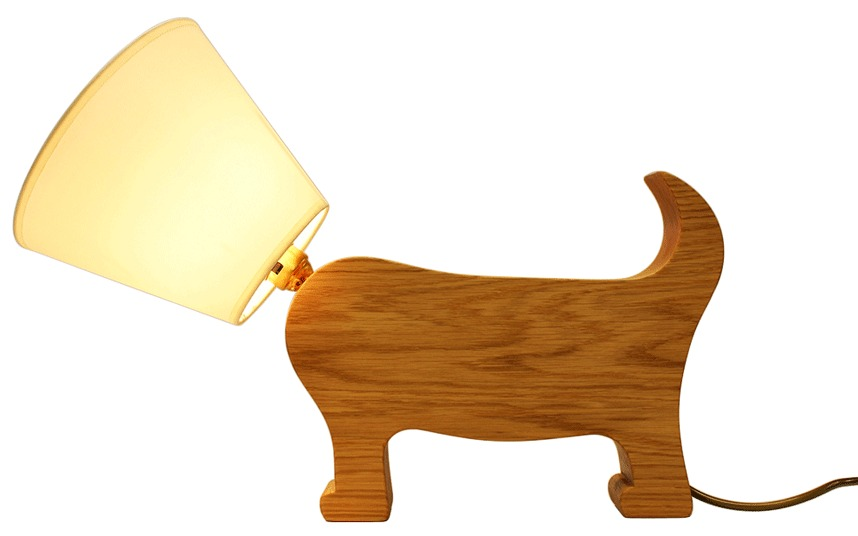 Dog Lamps Bringing Man S Best Friend To Light Warisan