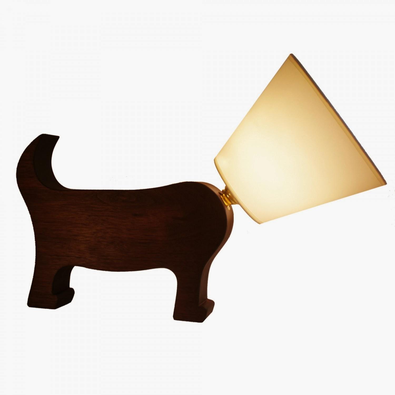 dog lamps photo - 7