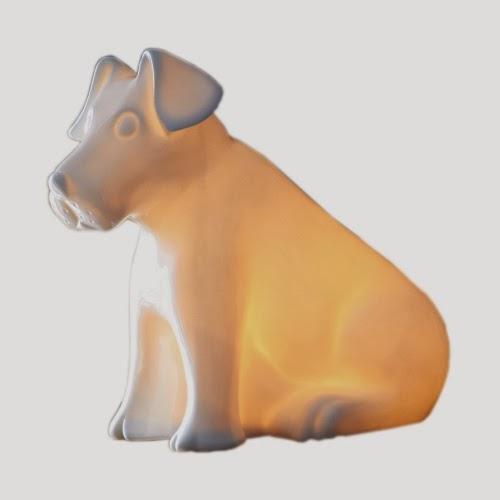 dog lamps photo - 9