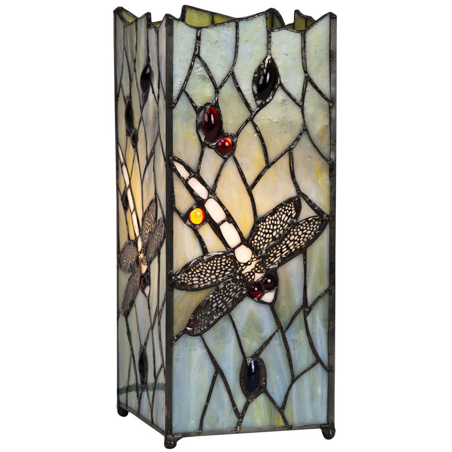 dragonfly tiffany lamp photo - 9