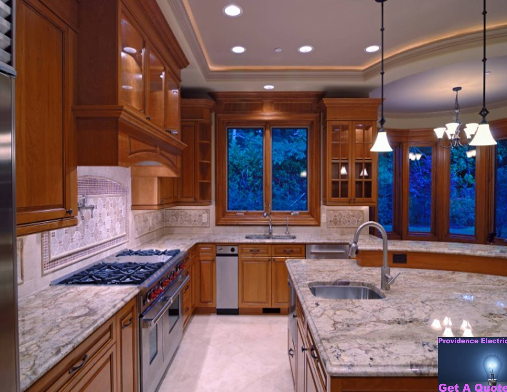 Kitchen Drop Ceiling Lighting
