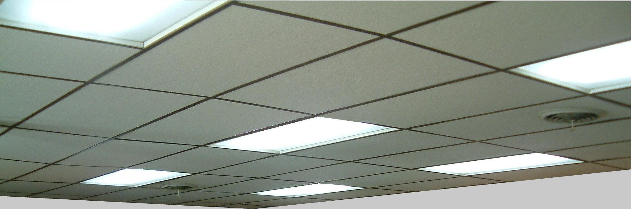 Top 10 Types Of Drop Ceiling Lights Warisan Lighting