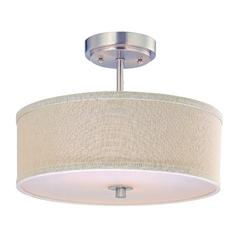 Ceiling Drum Light: drum ceiling lights photo - 1,Lighting