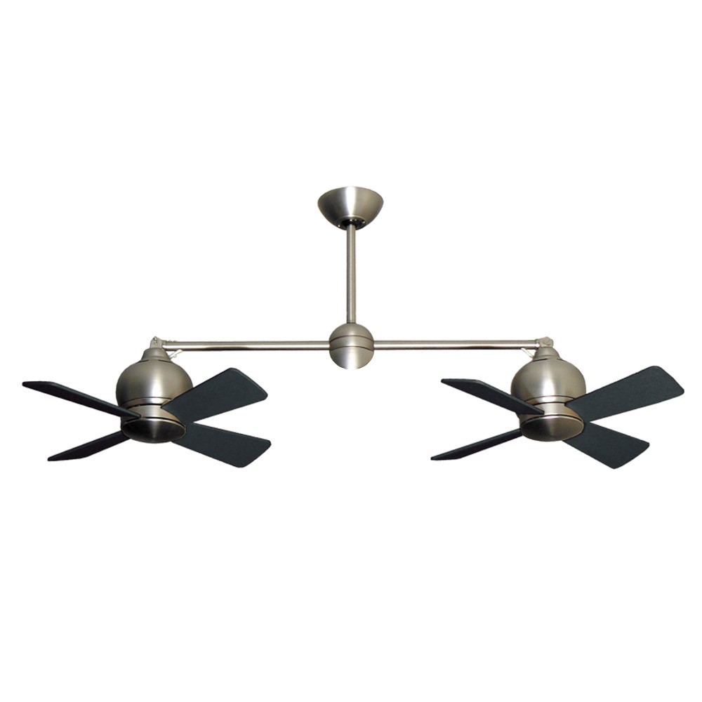 dual ceiling fans photo - 5