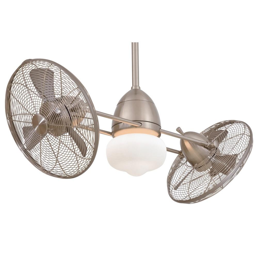 dual ceiling fans photo - 7