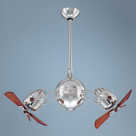 dual head ceiling fans photo - 10