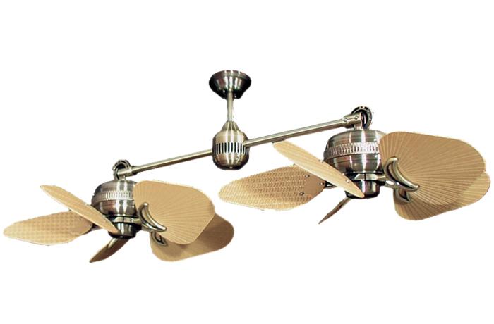 dual head ceiling fans photo - 9