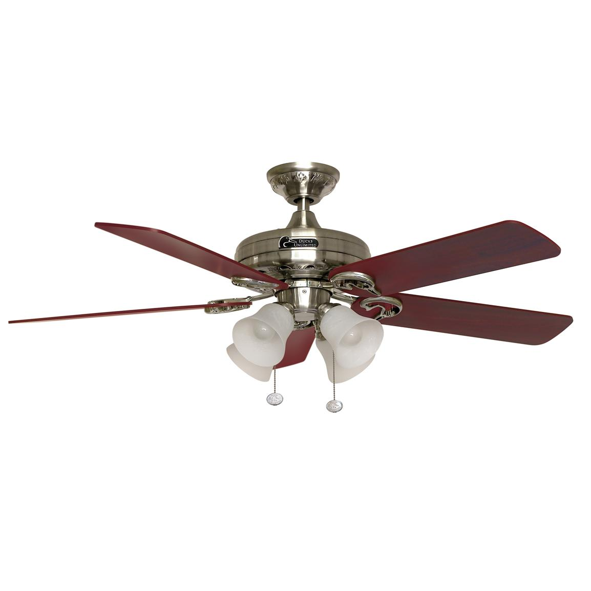 ducks unlimited ceiling fan photo - 2