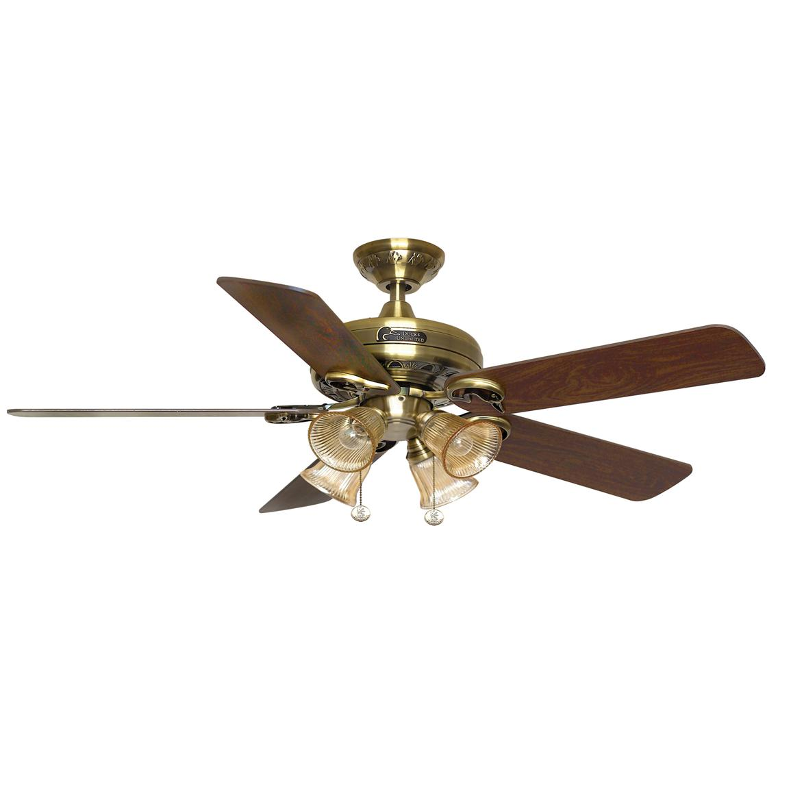 ducks unlimited ceiling fan photo - 3