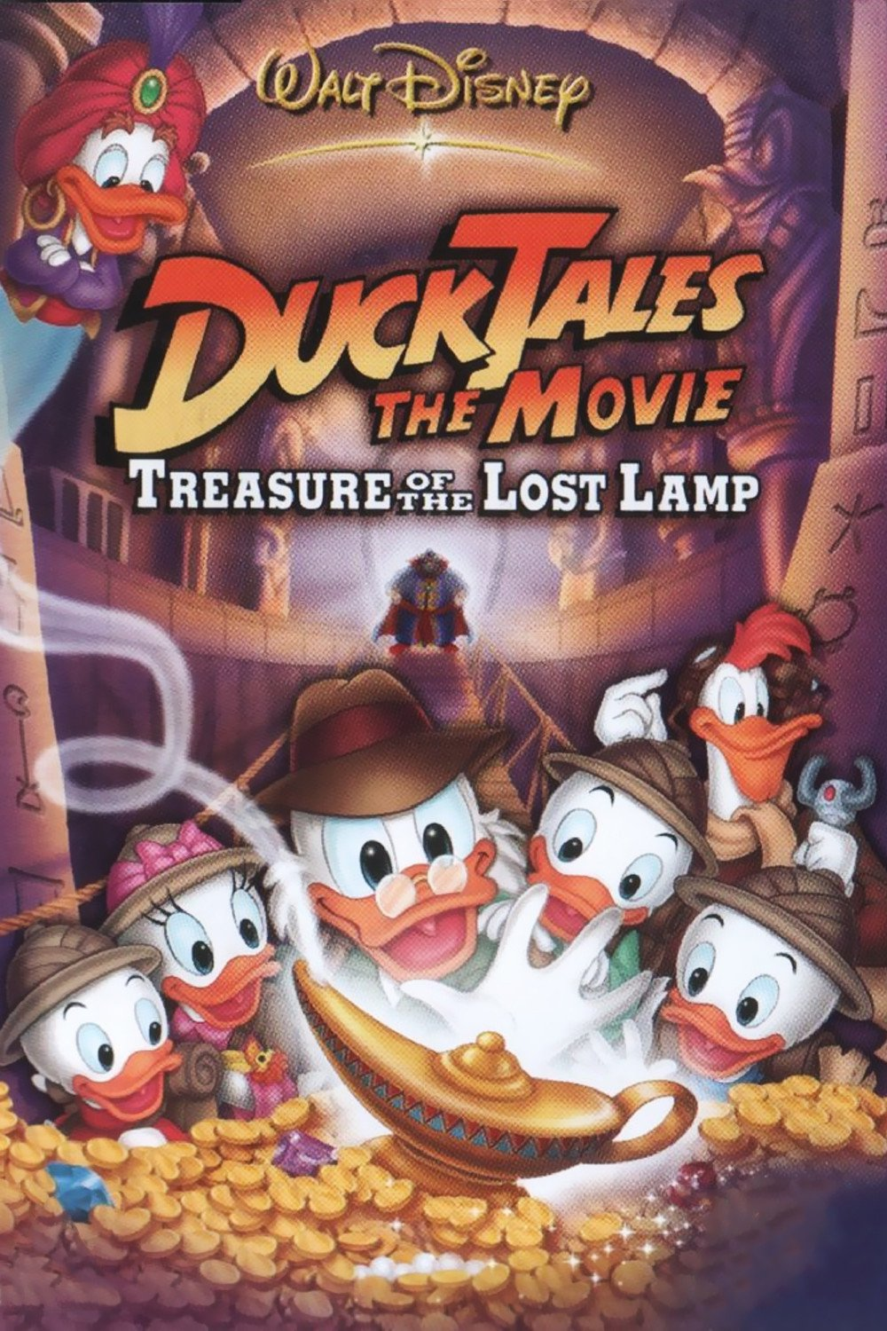 Ducktales Treasure Of The Lost Lamp Warisan Lighting