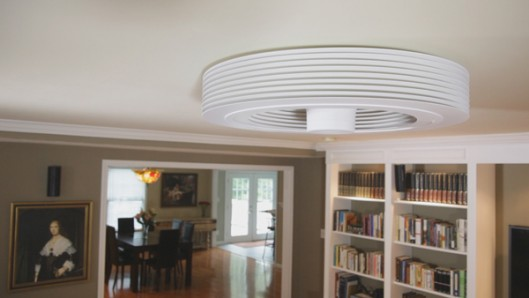dyson bladeless ceiling fan photo - 2