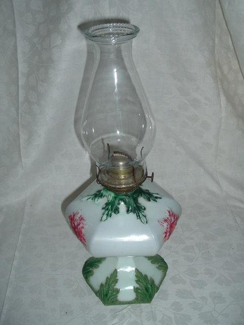 eagle oil lamps photo - 2