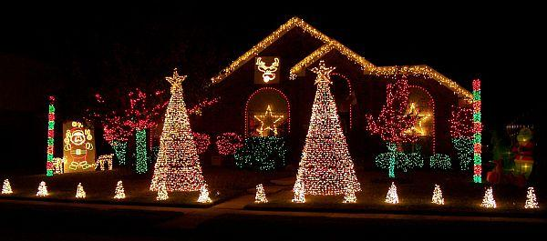 Easy outdoor christmas lights 15 great