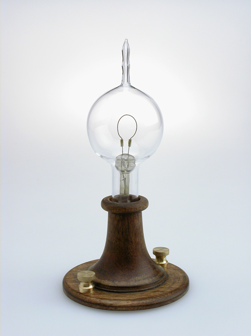 edison light bulb lamp photo - 10