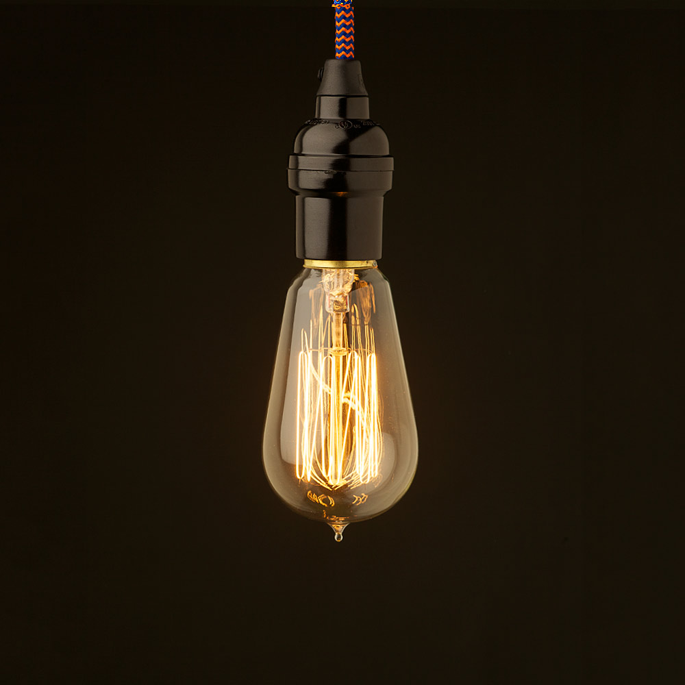 edison light bulb lamp photo - 4
