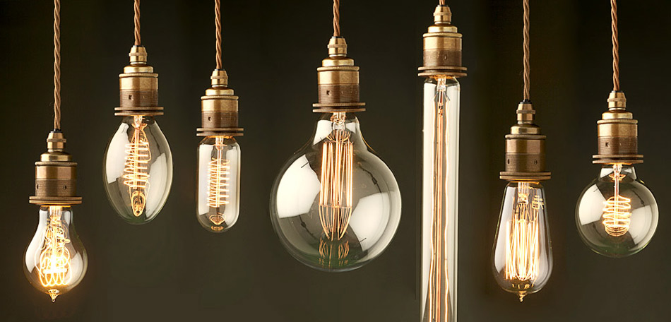 edison light bulb lamp photo - 5
