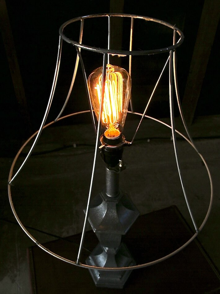 edison light bulb lamp photo - 8