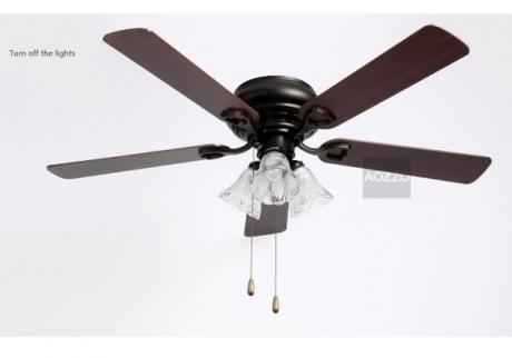 efficient ceiling fan photo - 5