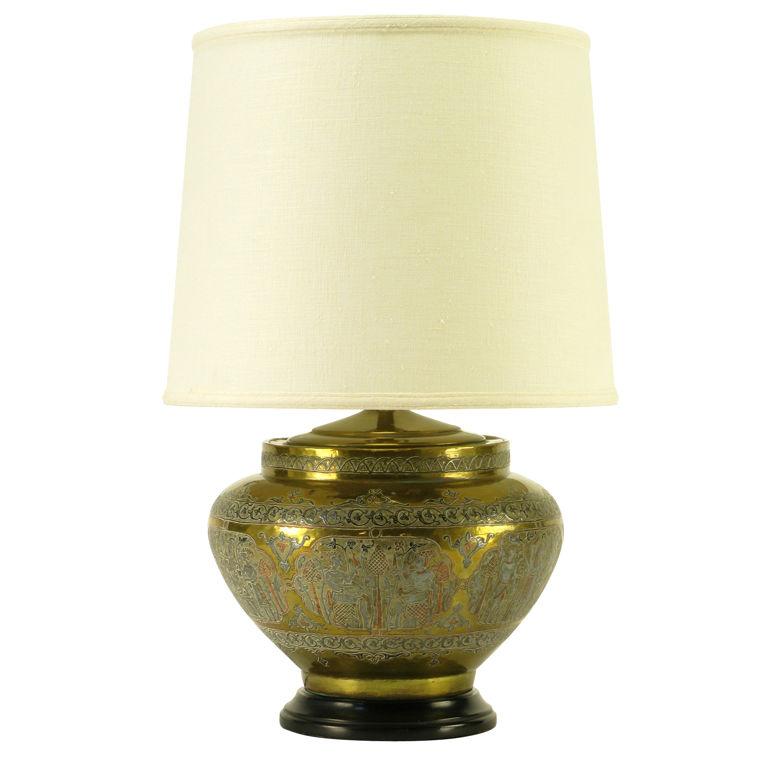 egyptian lamps photo - 2