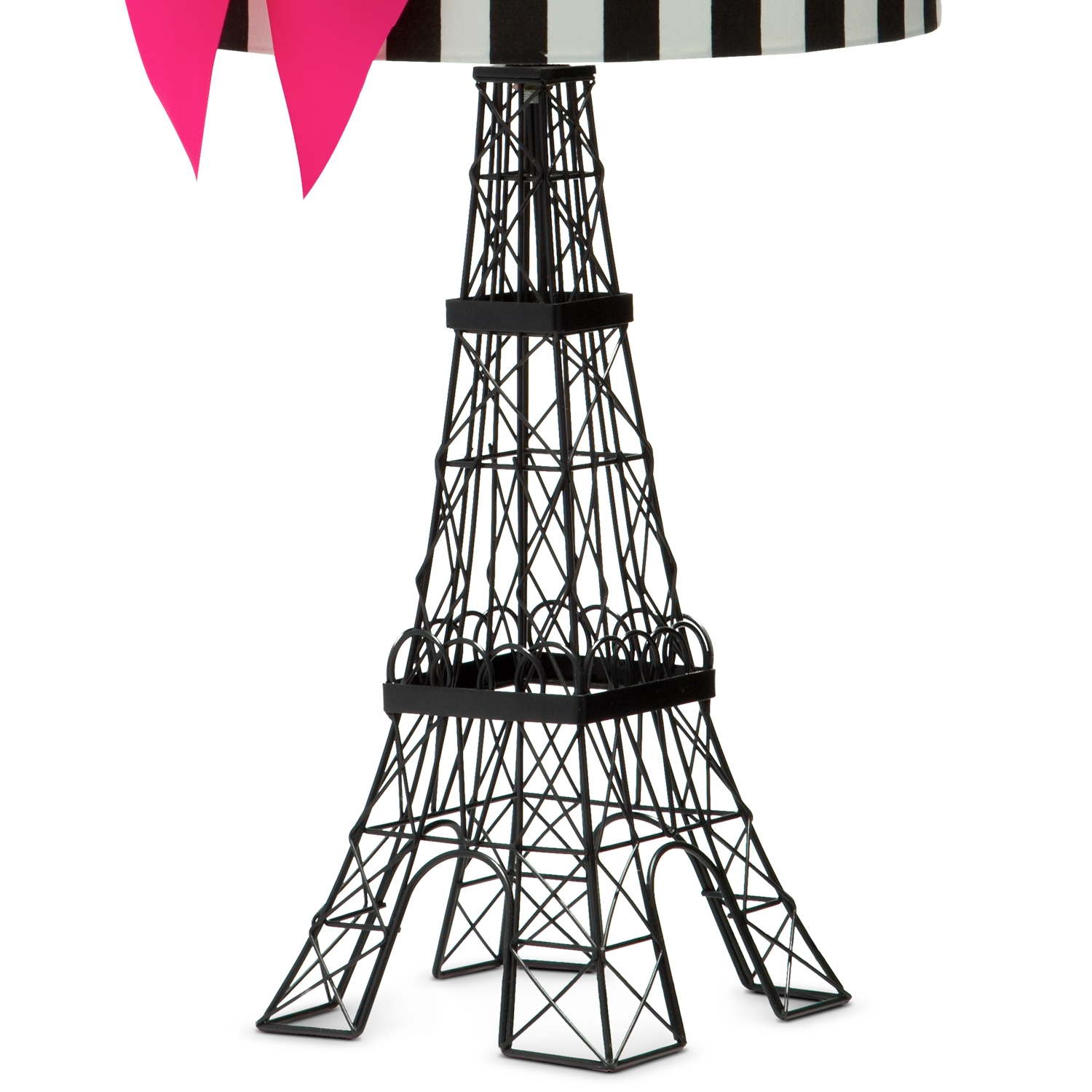 eiffel tower table lamp photo - 1