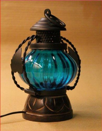 electric lantern table lamp photo - 10