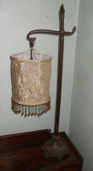 electric lantern table lamp photo - 5