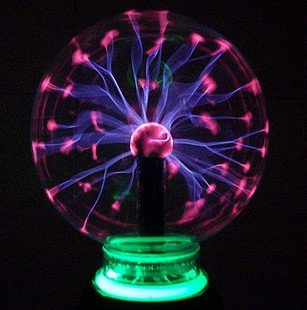electricity ball lamp photo - 4