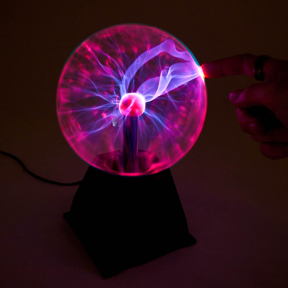 electricity ball lamp photo - 5