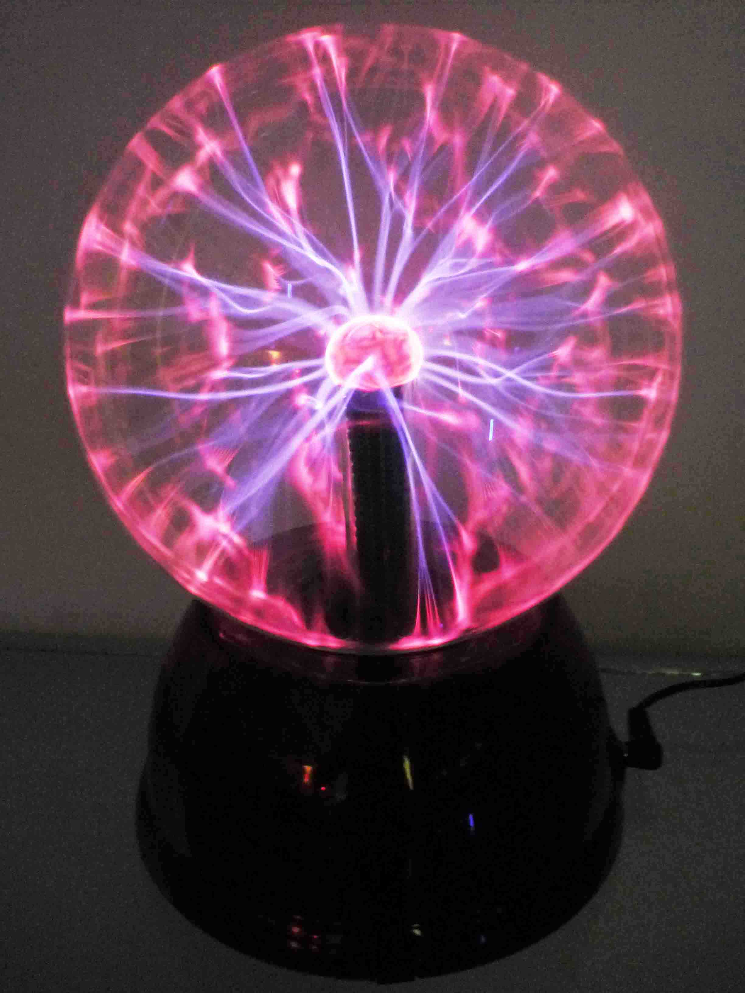 electricity ball lamp photo - 8