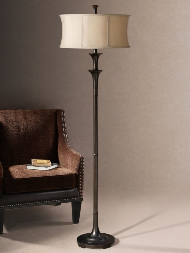elegant floor lamps photo - 1