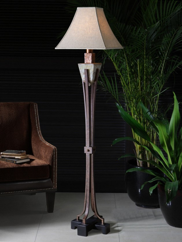 elegant floor lamps photo - 9