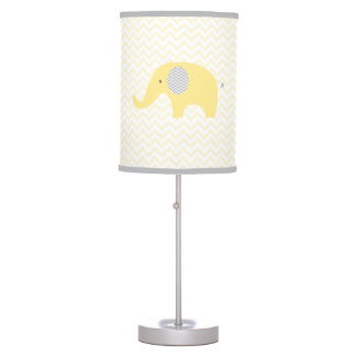 elephant lamp for nursery photo - 10