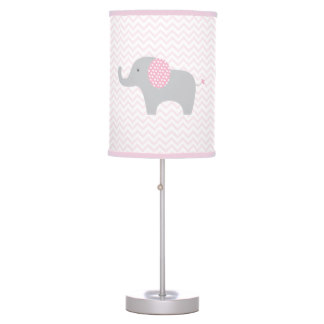elephant lamp for nursery photo - 6