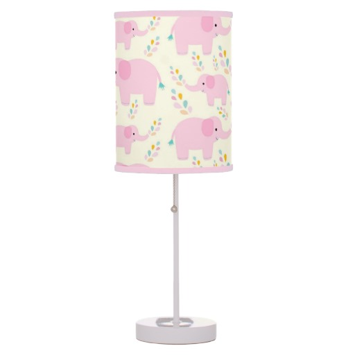 elephant lamp for nursery photo - 9