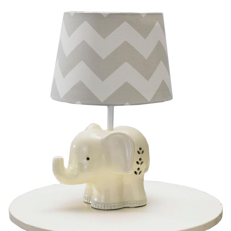 elephant lamps photo - 1