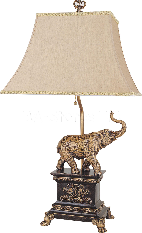 elephant lamps photo - 3
