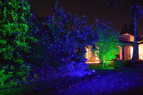 elf light indoor outdoor laser light photo - 10