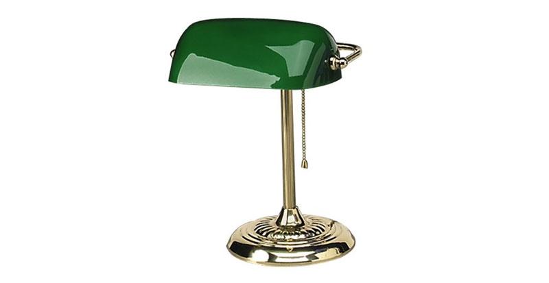 emeralite lamp photo - 2