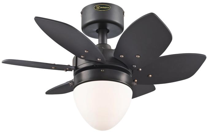 enclosed blade ceiling fans photo - 10