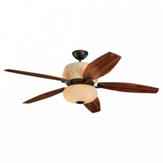 enclosed blade ceiling fans photo - 9