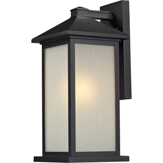 exterior light fixtures wall mount photo - 1