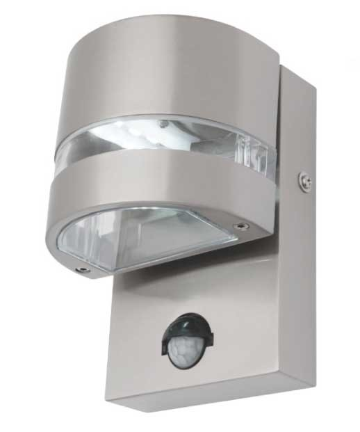 exterior sensor wall light photo - 10