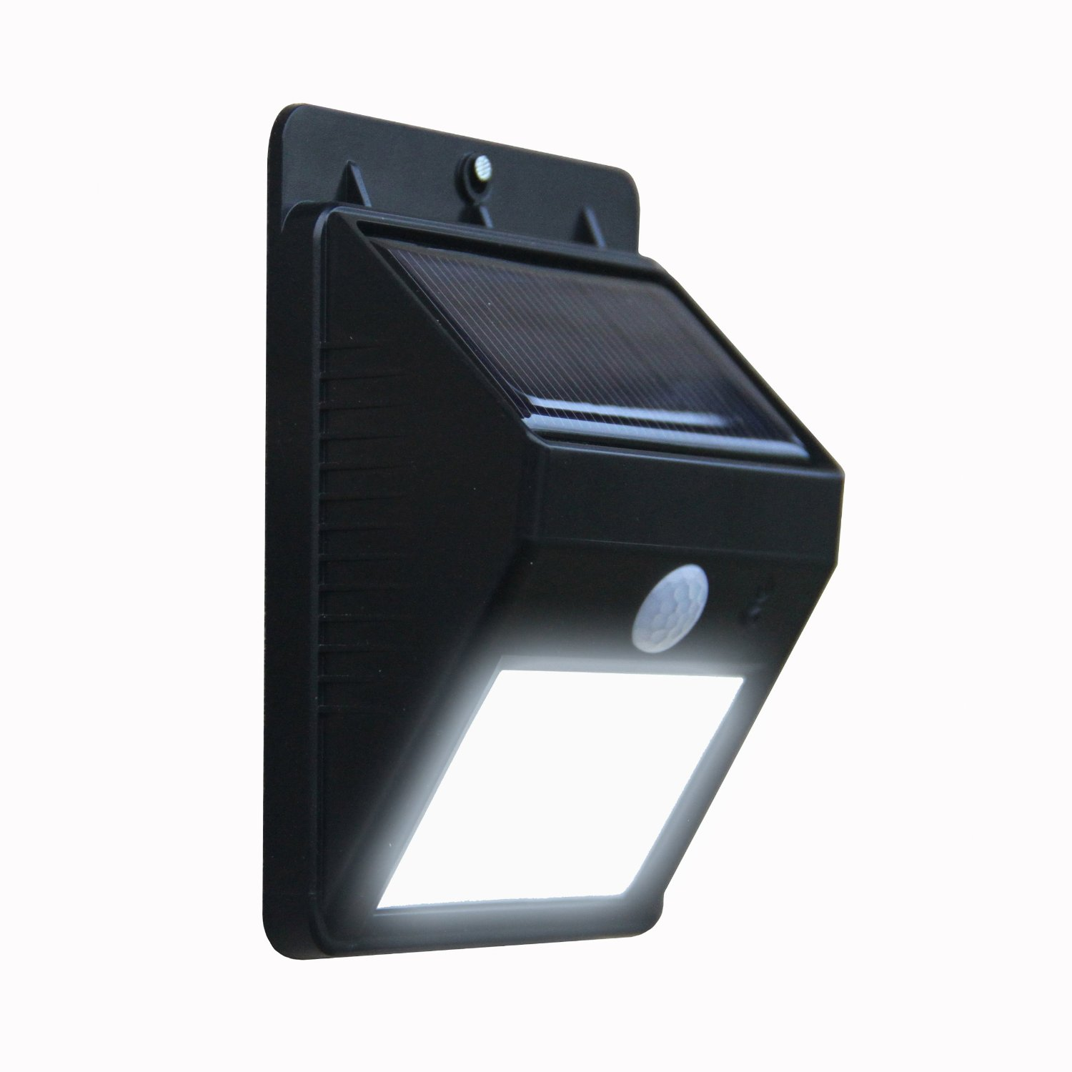 exterior sensor wall light photo - 4