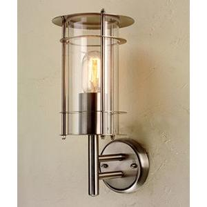 exterior wall lantern lights photo - 5