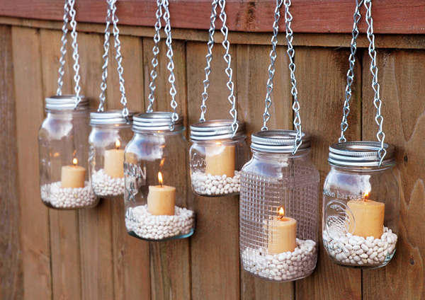 exterior wall lantern lights photo - 8