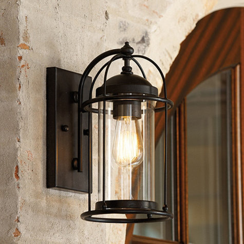How To Install Sconces On Wall : Exterior wall lights - 10 reasons to install Warisan Lighting